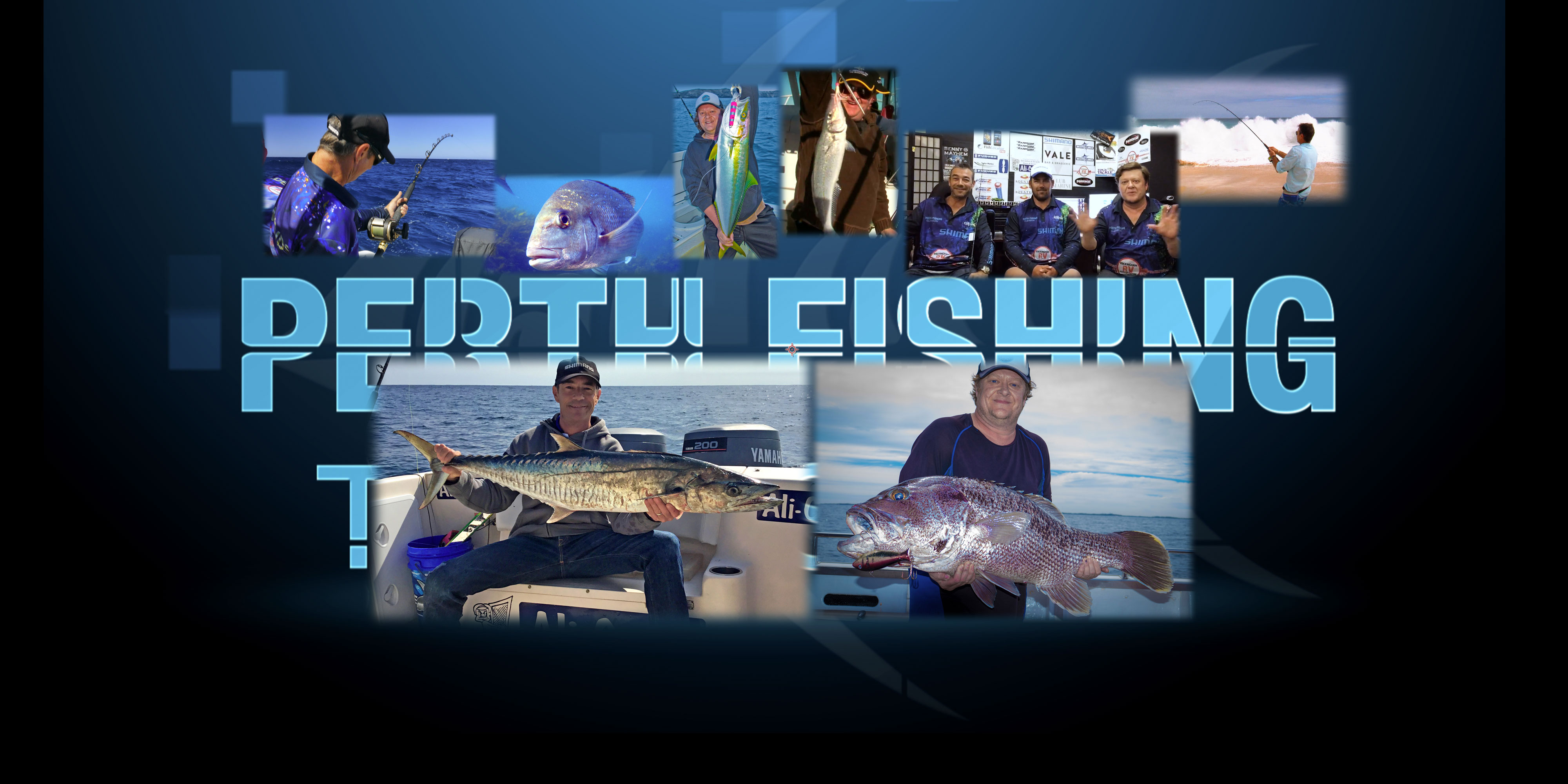 Perth Fishing TV with Steve Correia & Nick Hocking