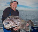 Steve Correia with 40 pound Dhufish