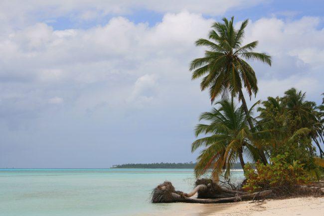 Cocos Islands Beach