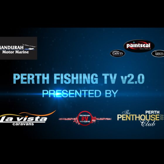 Perth Fishing TV Live Fishing Show