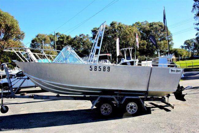 trailcraft boat