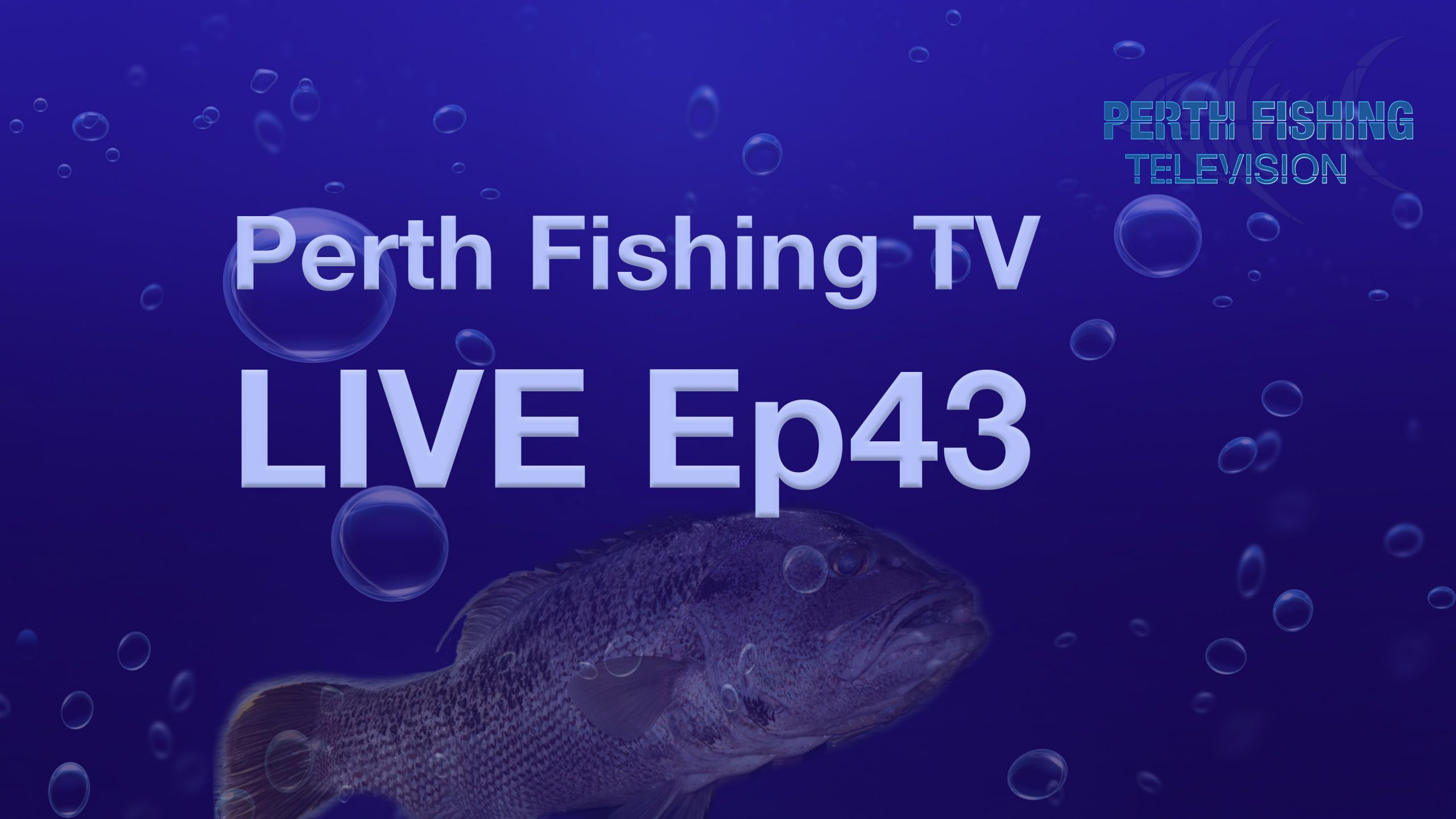 Perth Fishing TV Live Ep43