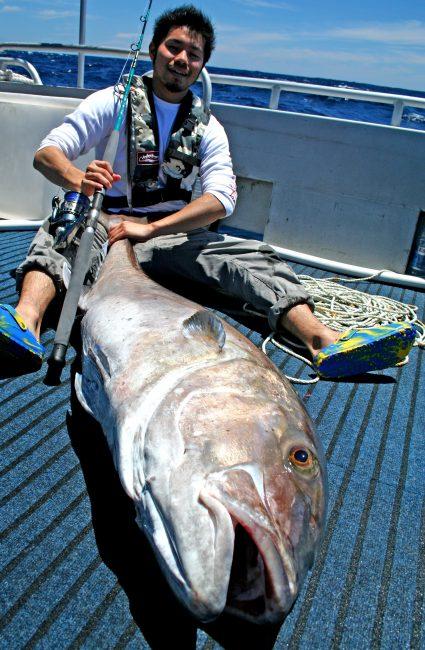 Big Samsonfish