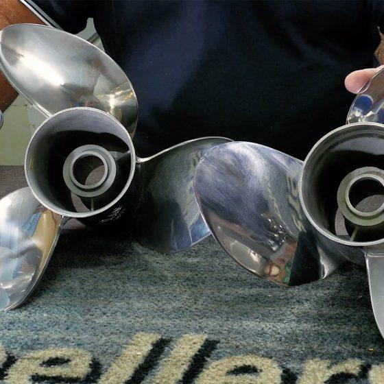 Steel Propellers