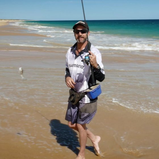 Preston Beach Herring