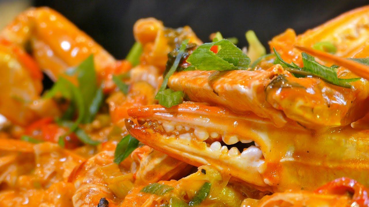 Recipe Chili & Lime Crabs