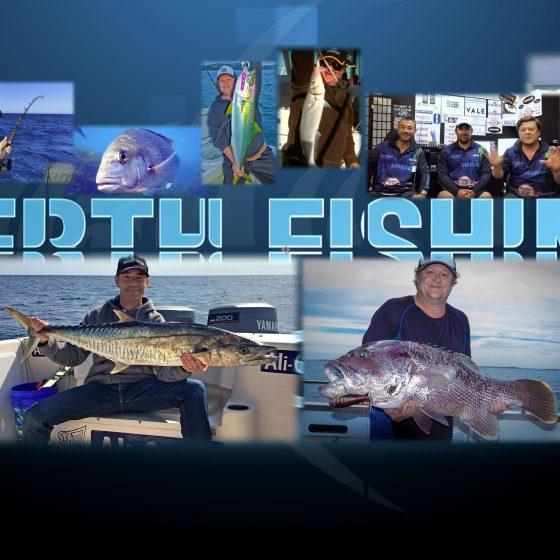 Perth Fishing TV with Steve Correia & Nick Hocking