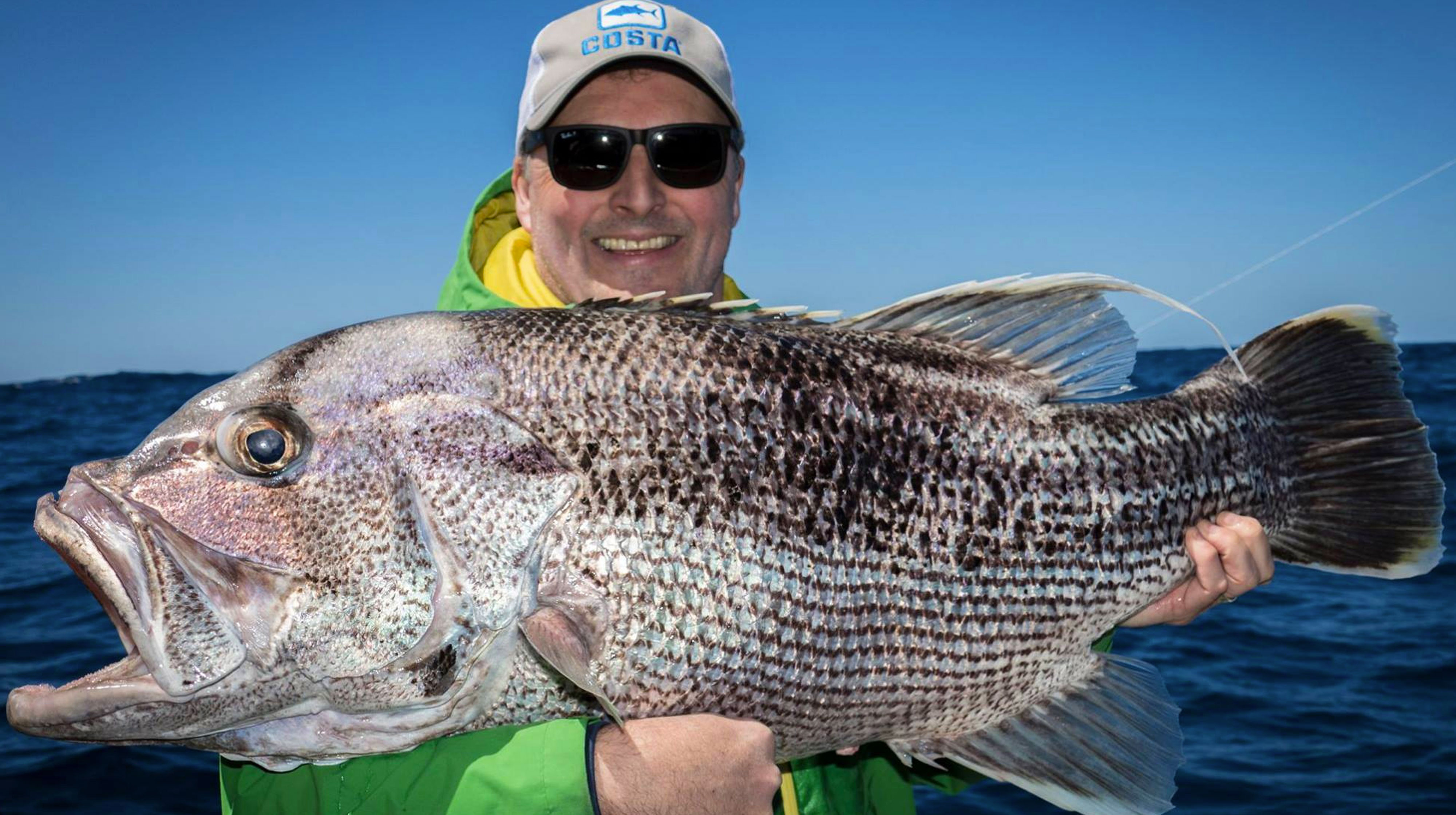Andy with a 37 pound Dhufish