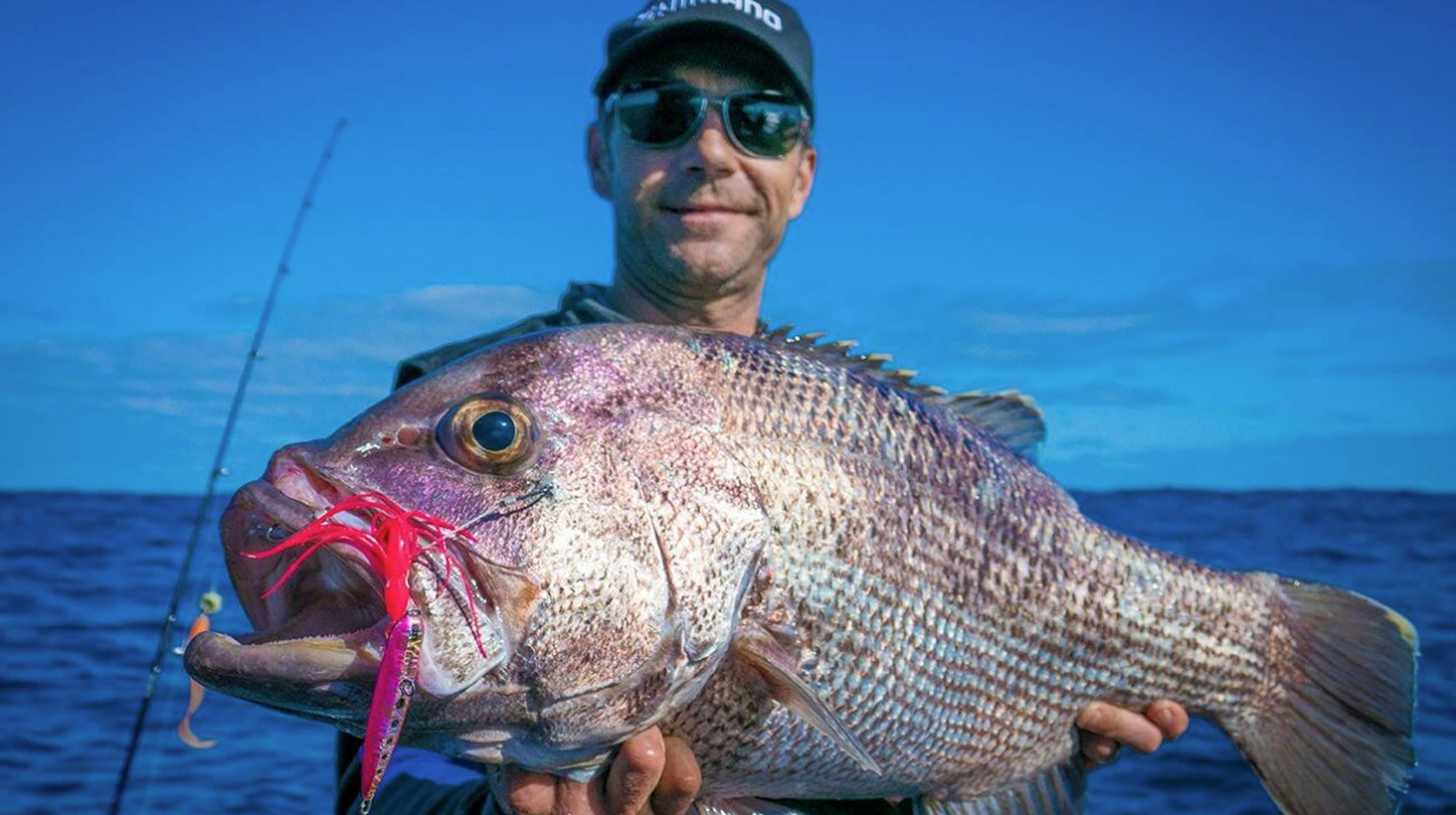 Dhufish Caught with Metal Jig