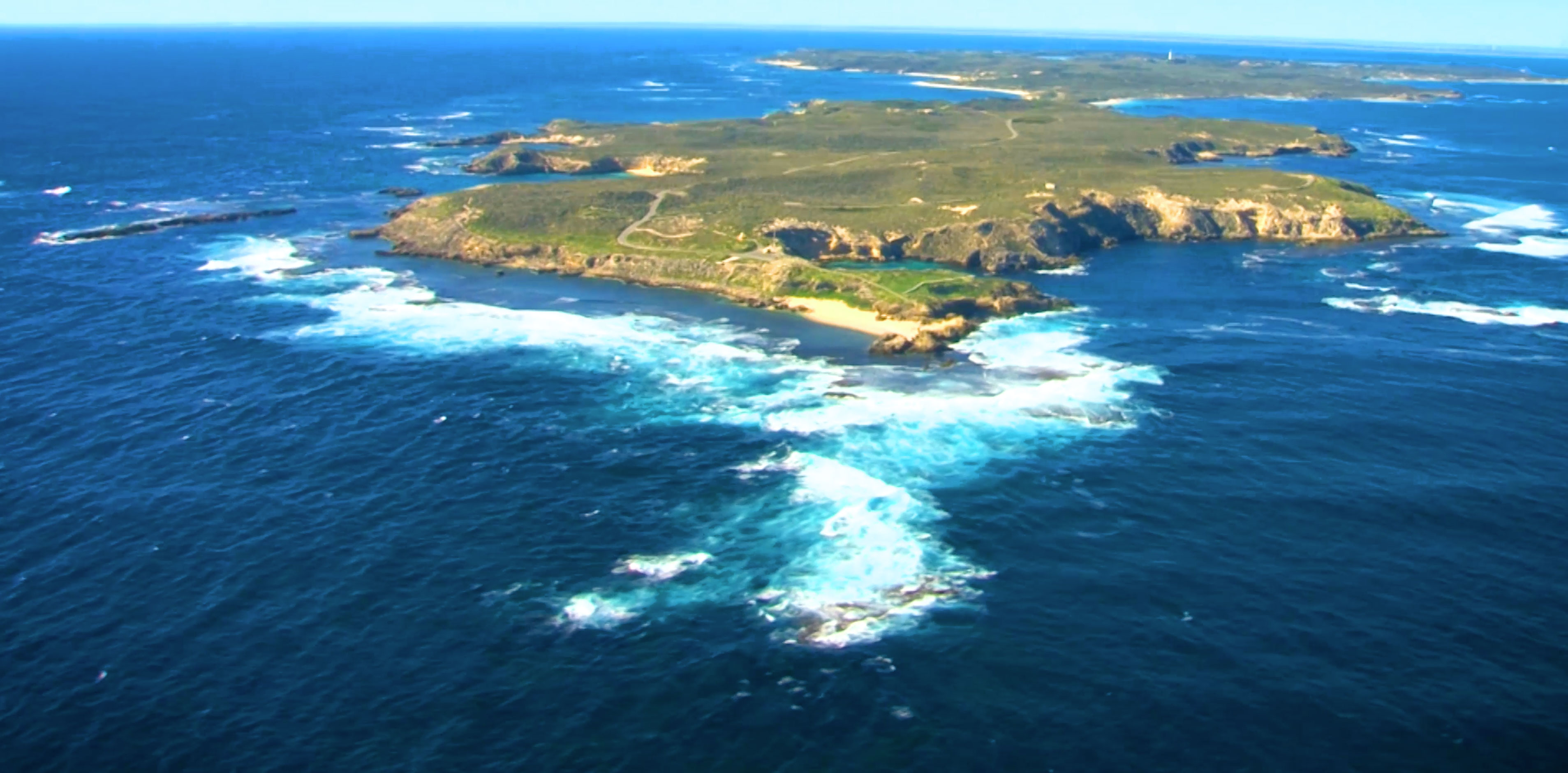 West End of Rottnest Island