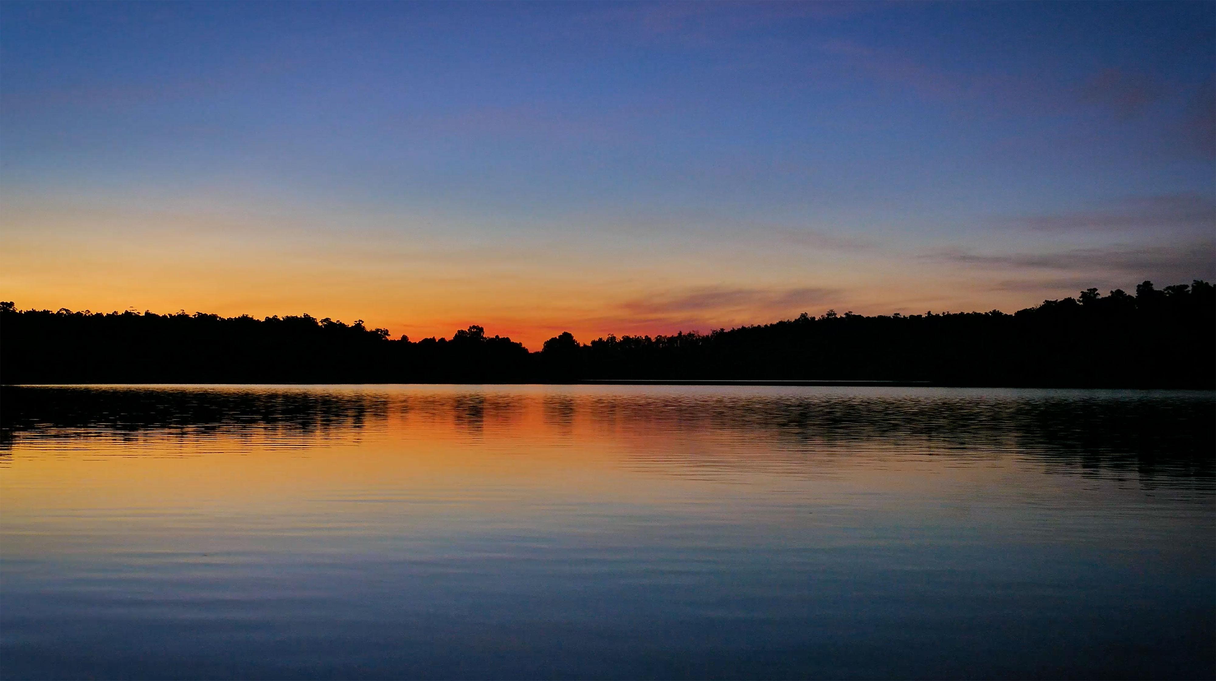 Waroona Dam Sunset
