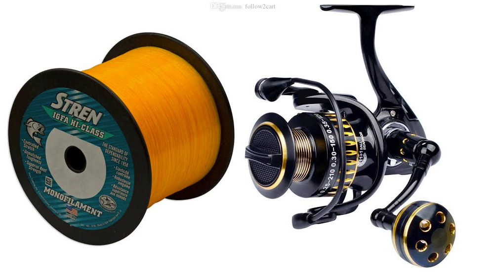 Line and Fishing Reel