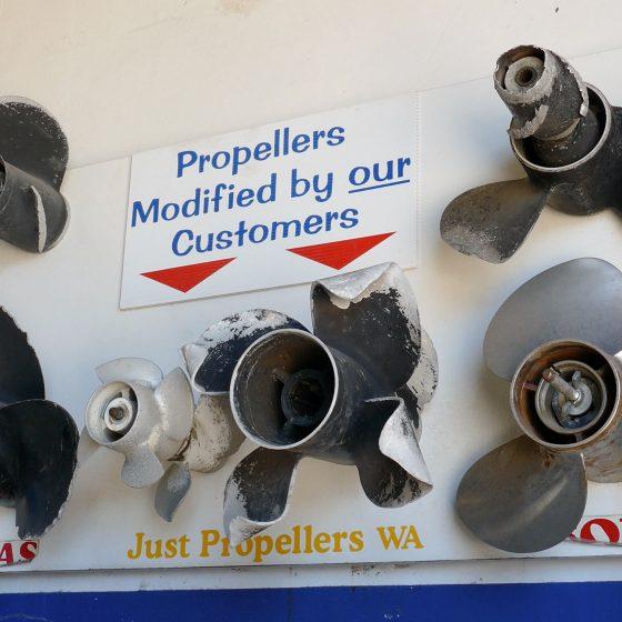 Broken Propellers